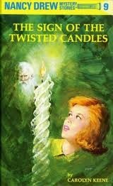 The Sign of the Twisted Candles (Nancy Drew Mystery Stories, #9)