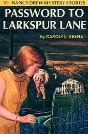 Password to Larkspur Lane