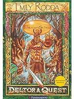 As Florestas do Silêncio (Deltora Quest #1)
