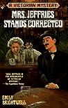 Mrs. Jeffries Stands Corrected (Mrs. Jeffries, #9)