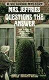 Mrs. Jeffries Questions the Answer (Mrs. Jeffries, #11)