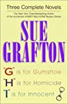 Three Complete Novels: G is for Gumshoe / H is for Homicide / I is for Innocent