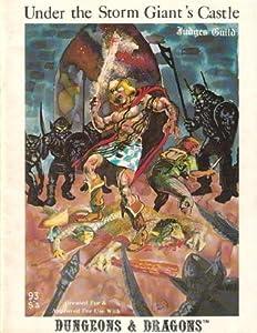 Under the Storm Giant's Castle (Judges Guild #93)