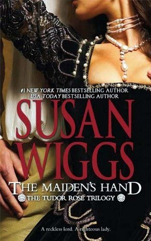 The Maiden's Hand (Tudor Rose #2)