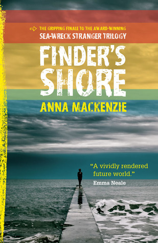 Finder's Shore by Anna Mackenzie