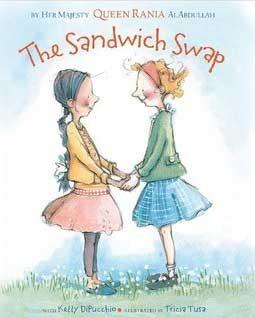 The Sandwich Swap by Rania Al-Abdullah