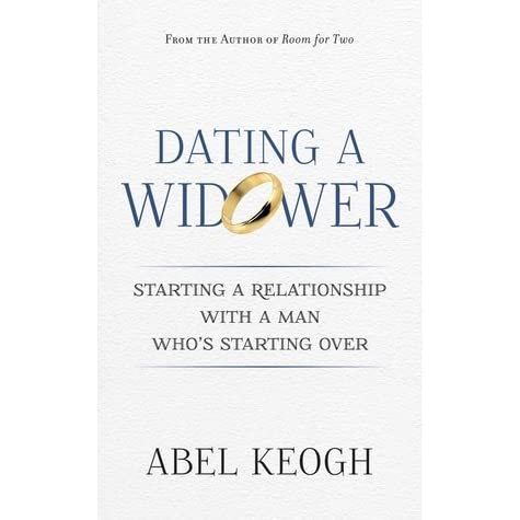 What to say when dating a widower