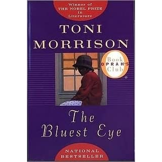 review the bluest eye by toni The bluest eye is the novel written by the nobel laureate toni morrison in the year 1970 all morrison's texts have the subject matter similar to the bluest eye.