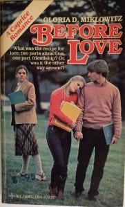 Before Love (Caprice, #5)