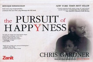the pursuit of happyness book