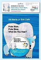 Polar Bear, Polar Bear (Book & CD Set) (World of Eric Carle)