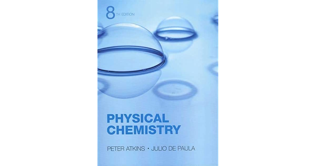 Physical chemistry by peter atkins fandeluxe Choice Image