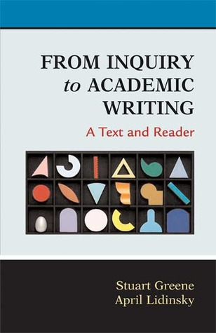from inquiry to academic writing a text and reader 4th edition pdf free