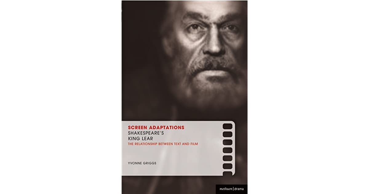 relationship between king lear and his At the heart of king lear lies the relationship between father and child central to this filial theme is the conflict between man's law and nature's law.