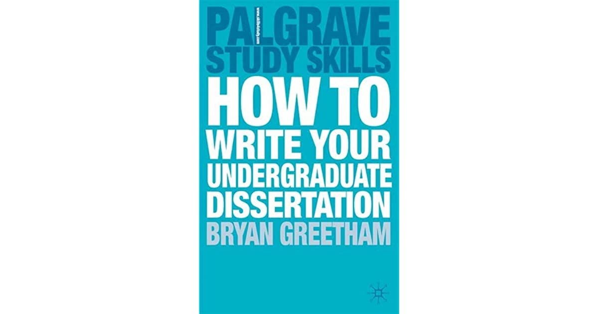 Essay In English Language  Essay Examples For High School Students also Persuasive Essay Samples High School How To Write Your Undergraduate Dissertation By Bryan Greetham Health And Fitness Essays