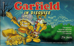 Image result for garfield in disguise