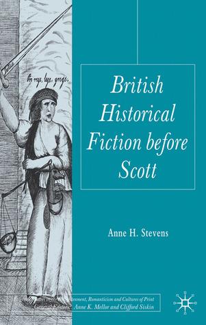 British Historical Fiction before Scott