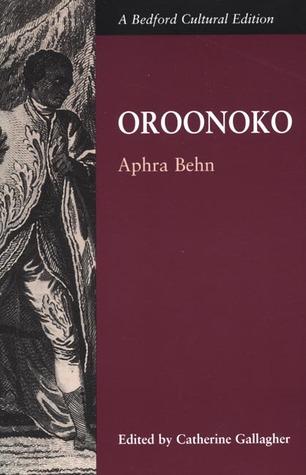 oroonoko characters