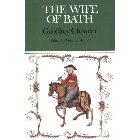 a literary analysis of the wife of bath by geoffrey chaucer The canterbury tales geoffrey chaucer buy cite this literature note summary and analysis the wife of bath's prologue and tale.