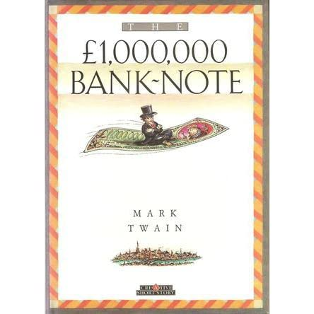 the million dollar blank note mark twain The most prominent theme in the the £1,000,000 bank-note is the power of money when the protagonist, henry adams, produces a million-pound note at the cheap-eating house and later at the tailor shop, the owners of both of these establishments think he is a wealthy man even though he is dressed in rags.