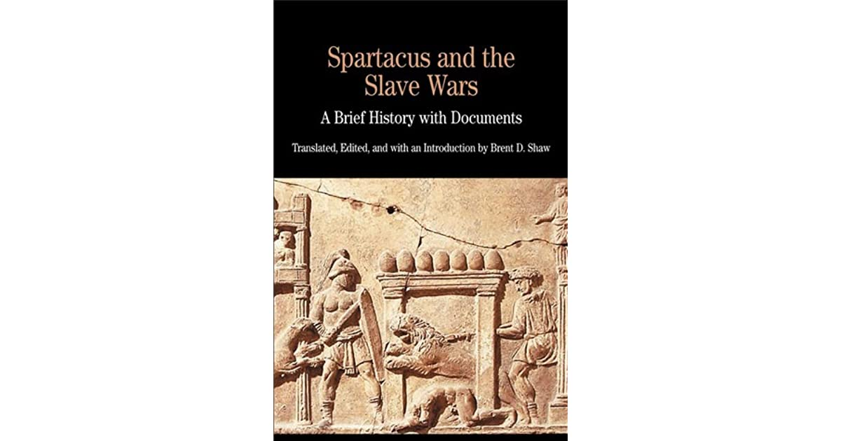 spartacus and the slave wars summary