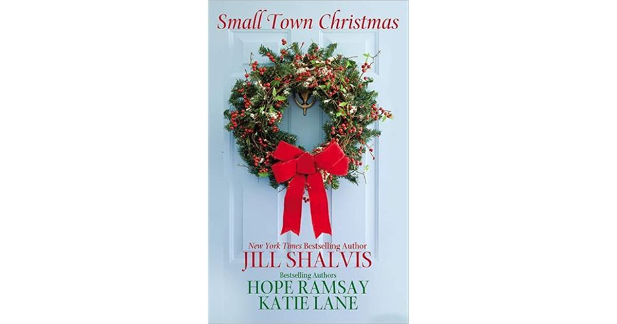 small town christmas by jill shalvis