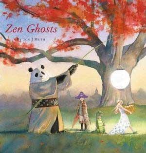 Zen Ghosts by Jon J. Muth
