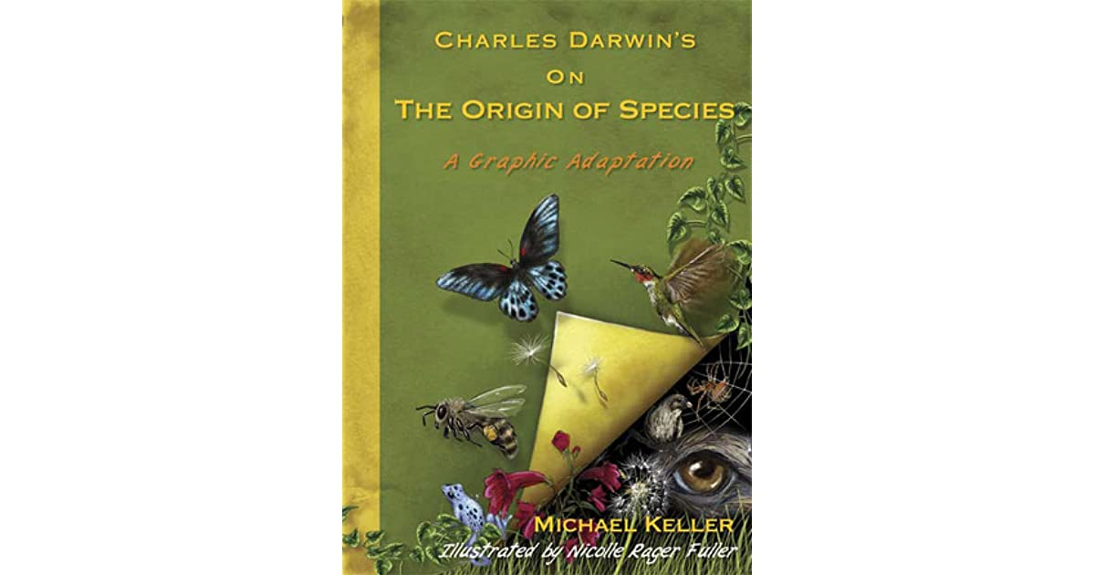 Charles Darwin's On The Origin Of Species: A Graphic
