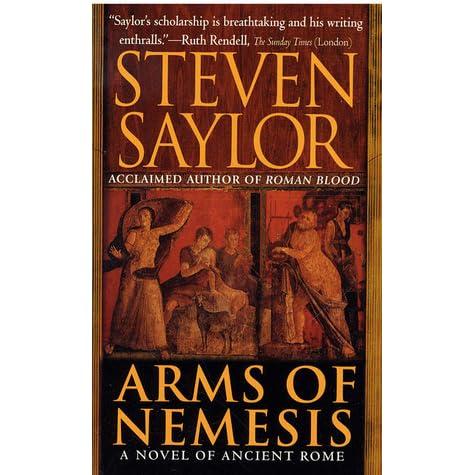 an analysis of the novel roman blood by steven saylor