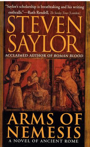 Arms of Nemesis (Roma Sub Rosa, #2)