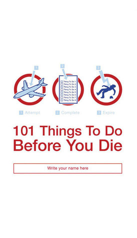 101 things to do before