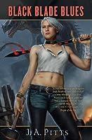 Black Blade Blues (Sarah Beauhall #1)