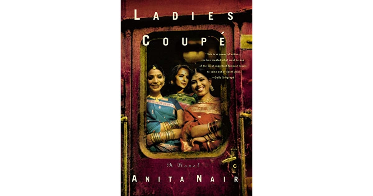 anita nair ladies coupe