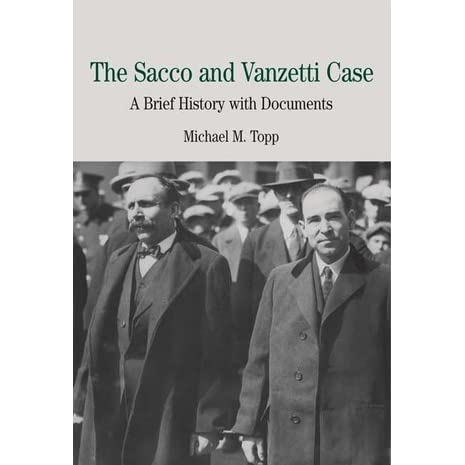 an analysis of the sacco and vanzetti court case persons involved in the slater and morrill shoe com At the slater-morrill shoe transcript of the record of the trial of nicola sacco and bartolomeo vanzetti in the courts of the sacco and vanzetti case.