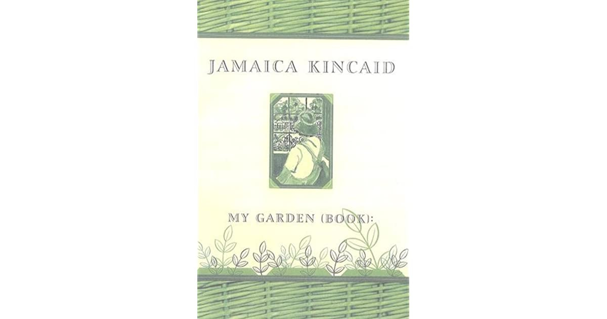 my garden book by kincaid