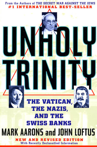 Unholy Trinity by Mark Aarons