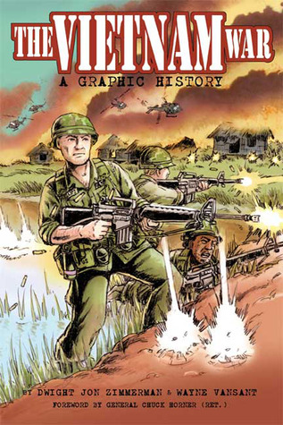 The Vietnam War by Dwight Jon  Zimmerman