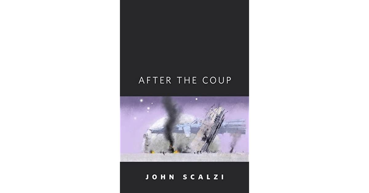 After the Coup (Old Mans War, Book 4.5)