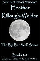 The Big Bad Wolf Romance Compilation (The Big Bad Wolf, #1-4)