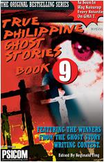 True Philippine Ghost Stories Book 9 by Reginald Ting