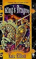 King's Dragon (Crown of Stars, #1)