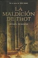 La maldicion de Thot (Sarah Kincaid, #1)