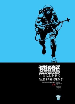 Rogue Trooper: Tales of Nu-Earth, Vol.
