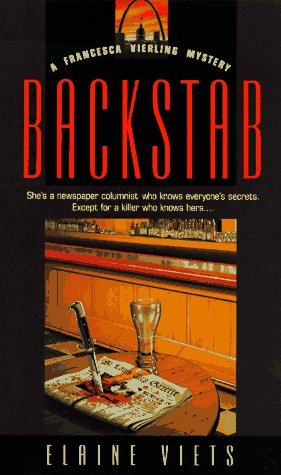 Backstab by Elaine Viets