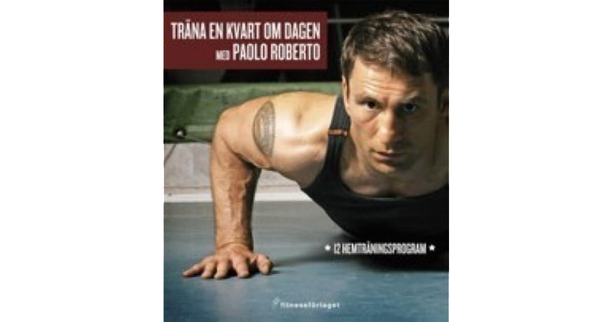 paolo roberto träningsprogram