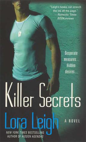 Killer Secrets (Tempting SEALs,  #5)