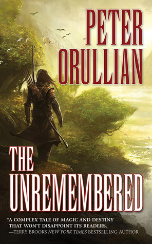 The Unremembered (The Vault of Heaven, #1)
