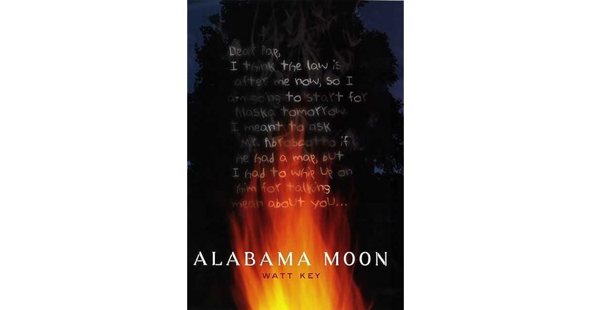 alabama moon character list