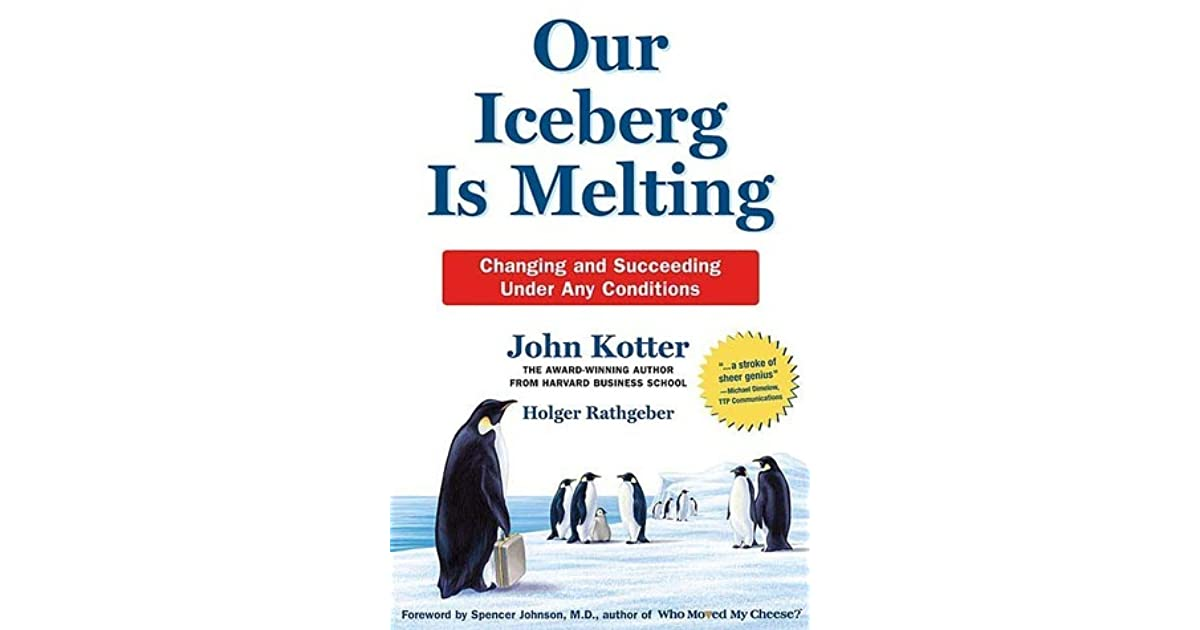 our iceberg is melting download pdf