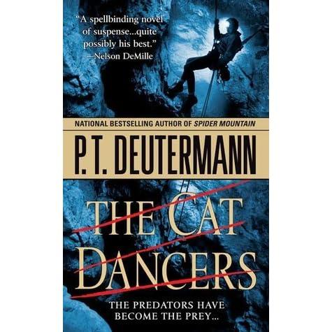 the cat dancers cam richter 1 by p t deutermann